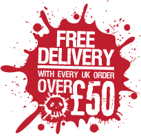 Free delivery on UK orders over £50