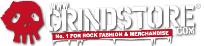 Grindstore.com - Number 1 for Rock Fashion & Merchandise
