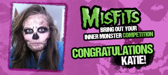 Misfits, Inner Monster Competition Winner - Katie