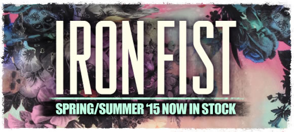 Iron Fist Spring Summer Range