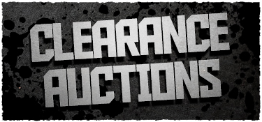 Clearance Auctions