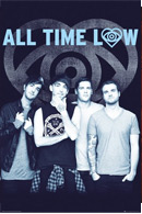 All Time Low Something's Gotta Give Poster