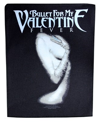 Bullet For My Valentine Fever Backpatch Buy Online At