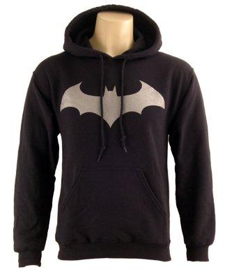 Batman Hoodie - Modern Logo Foil - Buy Online at Grindstore.com