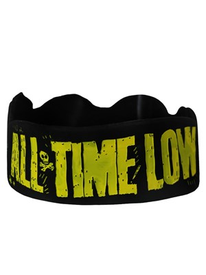 all time low band logo wristband buy online at