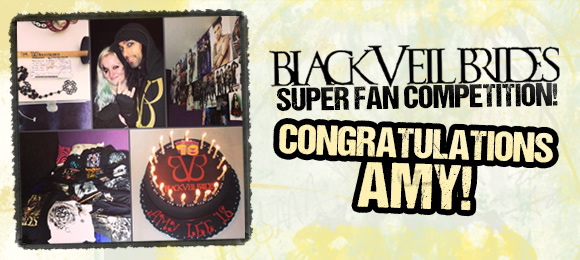 BVB Superfan Competition Winner - Amy