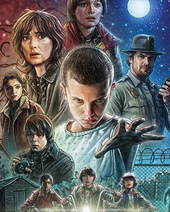 Win Stranger Things Gifts