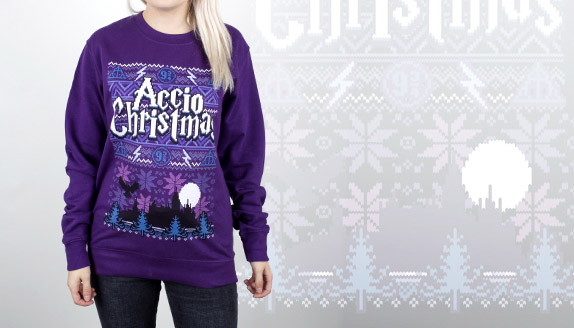 Accio Christmas Men's Christmas Jumper