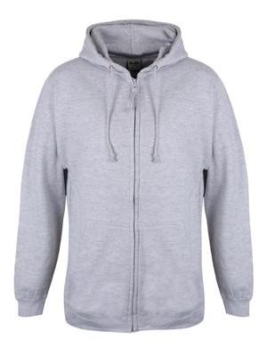 Plain Hoodie Grey Mens Buy Online At Grindstore Com