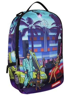 Sprayground The 305 Lost In Paradise Backpack - Buy Online