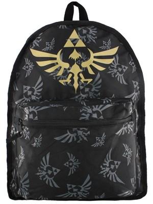 Nintendo Zelda Green Black Reversible Backpack - Buy Online at  Grindstore.com e35cef926d859
