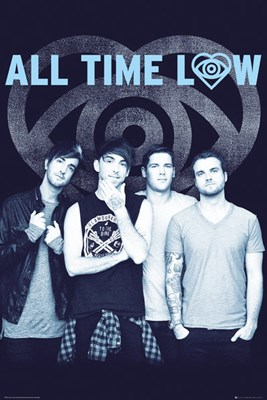 All Time Low Something S Gotta Give Poster Buy Online At