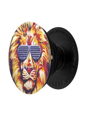 Unorthodox Lion Popsocket Phone Stand And Grip Buy