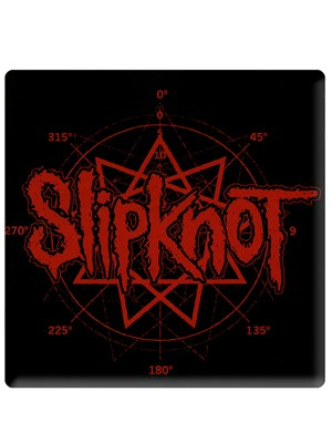 Slipknot Logo Fridge Magnet Buy Online At Grindstore Com