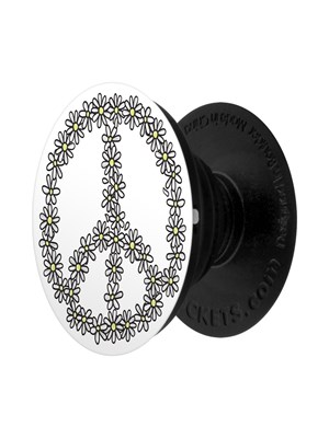 Peace Amp Daisies Popsocket Phone Stand And Grip Buy