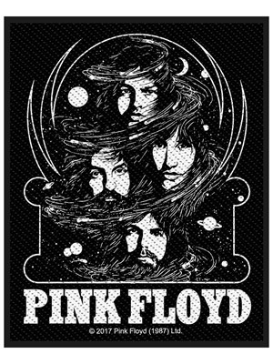 Pink Floyd Cosmic Faces Patch Buy Online At Grindstore Com