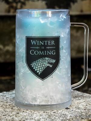 Game Of Thrones Winter Is Coming Tankard Freezer
