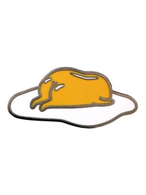 Punky Pins Gudetama Sleepy Enamel Pin Badge